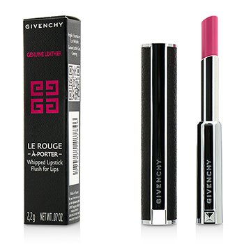 Givenchy Le Rouge A Porter Whipped Lipstick - # 202 Rose Fantaisie 2.2g/0.07oz make up