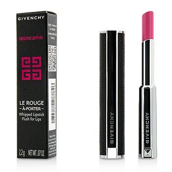 Givenchy Szminka do ust Le Rouge A Porter Whipped Lipstick - # 202 Rose Fantaisie  2.2g/0.07oz