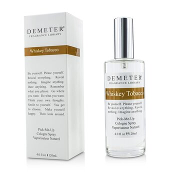 DemeterWhiskey Tobacco Cologne Spray 120ml/4oz