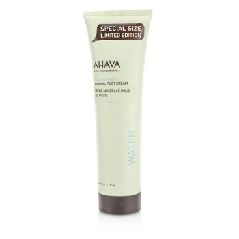 AhavaDeadsea Water Mineral Foot Cream 150ml/5oz