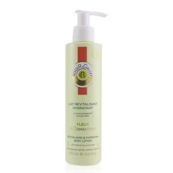 Roger & GalletFleur d' Osmanthus Revitalising Sorbet Body Lotion (with Pump) 200ml/6.6oz