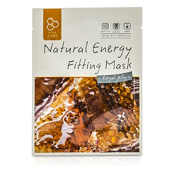 LLangNatural Energy Fitting Mask - Royal Jelly10x20ml/0.7oz