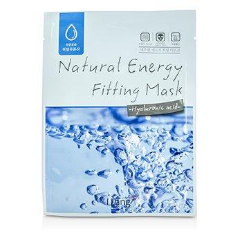 LLangNatural Energy Fitting Mask - Hyaluronic Acid 10x20ml/0.7oz