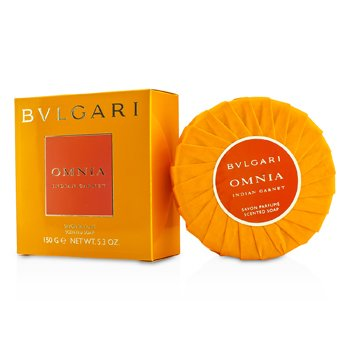BvlgariOmnia Indian Garnet Scented Soap 150g/5.3oz