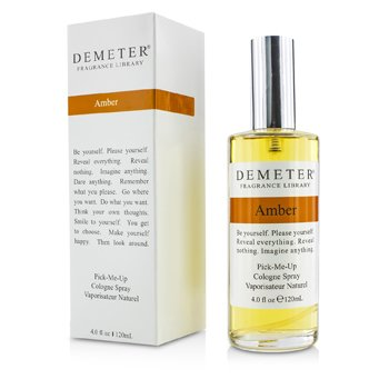 DemeterAmber Cologne Spray 120ml/4oz