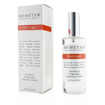 DemeterFresh Ginger Cologne Spray 120ml/4oz