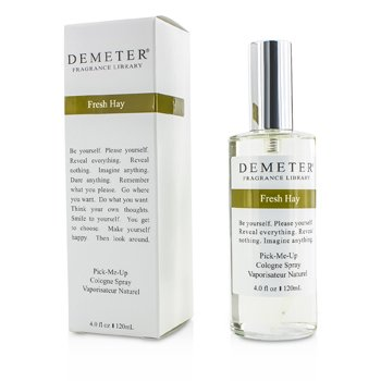DemeterFresh Hay Cologne Spray 120ml/4oz