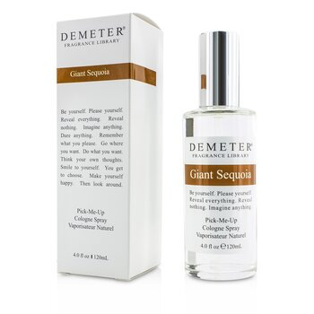 DemeterGiant Sequoia Cologne Spray 120ml/4oz