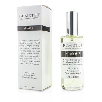 DemeterMusk #15 Cologne Spray 120ml/4oz