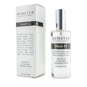 DemeterMusk #7 Cologne Spray 120ml/4oz