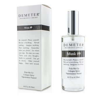 DemeterMusk #9 Cologne Spray 120ml/4oz