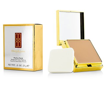 Elizabeth Arden Flawless Finish Sponge On Cream Makeup (Golden Case) - 09 Honey Beige 23g/0.08oz