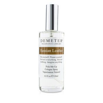 Demeter Russian Leather Cologne Spray  120ml/4oz