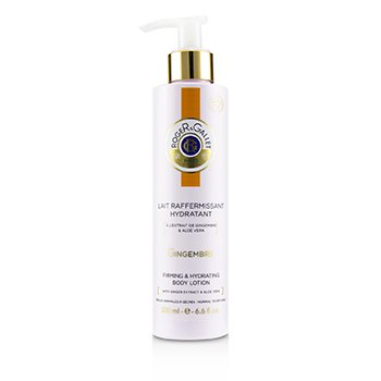 Roger & GalletGingembre Firming Sorbet Body Lotion (with Pump) 200ml/6.6oz