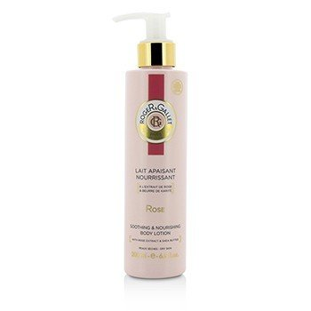 Roger & GalletRose Melt-In Body Lotion (with Pump) 200ml/6.6oz