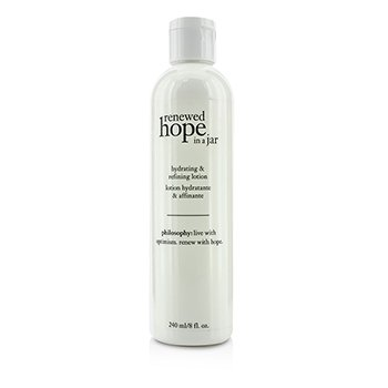 Philosophy Renewed Hope In A Jar Hydrating & Refining Lotion  240ml/8oz