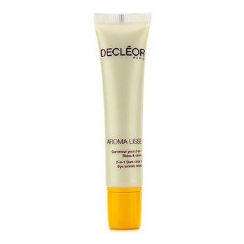 Decleor Aroma Lisse 2-in-1 Dark Circle & Eye Wrinkle Eraser  15ml/0.5oz