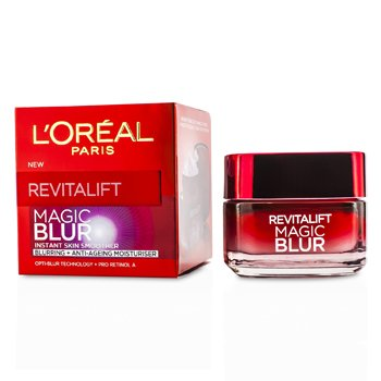 L'Oreal ��«��������� RevitaLift Magic Blur - Blurring & Anti-Aging Moisturiser  50ml/1.7oz