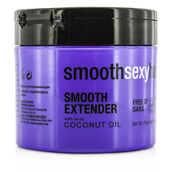 Sexy Hair ConceptsSmooth Sexy Hair Smooth Extender Nourishing Smoothing Masque 200ml/6.8oz
