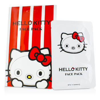 Gotochi KittyHello Kitty Face Pack - Rose 2pcs