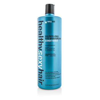 Sexy Hair ConceptsHealthy Sexy Hair  Acondicionador Humectante Soja  Libre de Sulfato 1000ml/33.8oz
