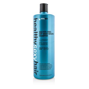 Sexy Hair ConceptsHealthy Sexy Hair Sulfate-Free Soy Moisturizing Shampoo 1000ml/33.8oz