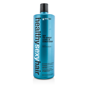 Sexy Hair Concepts Healthy Sexy Hair Soy Tri-Wheat Leave In Conditioner  1000ml/33.8oz