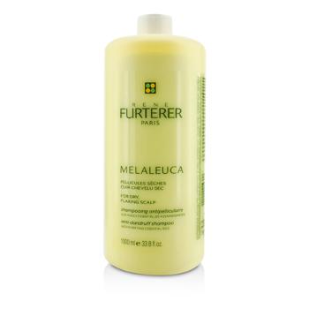 Rene Furterer Melaleuca Anti-Dandruff Shampoo (For Dry, Flaking Scalp)  1000ml/33.8oz