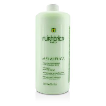 Rene FurtererMelaleuca Anti-Dandruff Shampoo (For Oily, Flaking Scalp) 1000ml/33.8oz