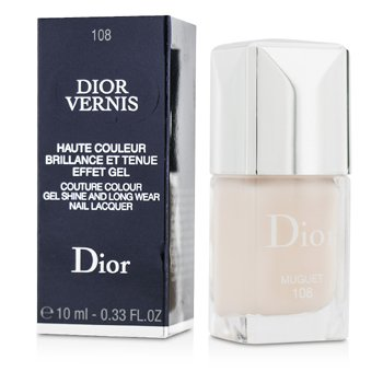 Dior Vernis Couture Colour Сияющий и Стойкий Лак для Ногтей - # 108 Muguet 10ml/0.33oz от Strawberrynet
