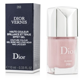 Dior Vernis Couture Colour Сияющий и Стойкий Лак для Ногтей - # 268 Ruban 10ml/0.33oz от Strawberrynet