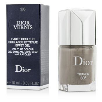 Christian Dior Dior Vernis Couture Colour Gel Shine & Long Wear Nail Lacquer - # 306 Trianon  10ml/0.33oz