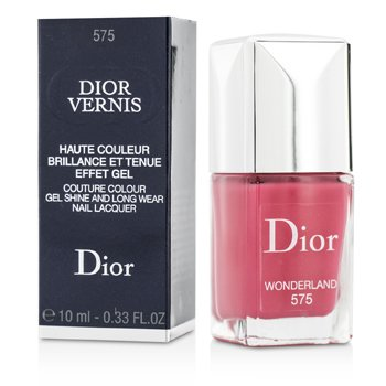 Christian Dior Dior Vernis Couture Colour Gel Shine & Long Wear Nail Lacquer - # 575 Wonderland  10ml/0.33oz