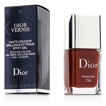 Christian Dior Dior Vernis Couture Esmalte U�as Larga Duraci�n Brillo Gel  - # 754 Pandore  10ml/0.33oz