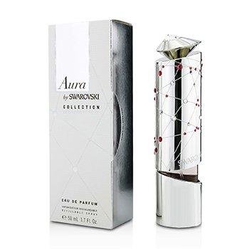 Swarovski Aura Eau De Parfum Refillable Spray (Collection Incandescente)  50ml/1.7oz