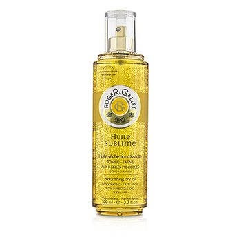 Roger & GalletNourishing Dry Oil Spray (For Body & Hair) 100ml/3.3oz