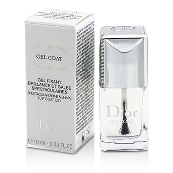 Christian DiorGel Coat (Spectacular Shine & Shape Top Coat Gel) 10ml/0.33oz