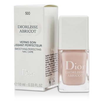 Christian Dior Diorlisse Abricot (Smoothing Perfecting Nail Care) - # 500 Pink Petal  10ml/0.33oz