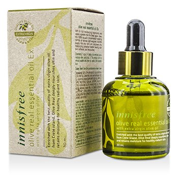 Innisfree Olive Real Essential Oil Ex. 30ml/1.01oz