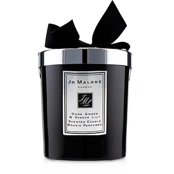 Jo Malone Dark Amber & Ginger Lily Scented Candle 200g (2.5 inch) home scent