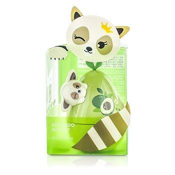 The Face Shop Protect Me Hand Cream – #02 Lesser Panda (Avocado) 30ml/1oz