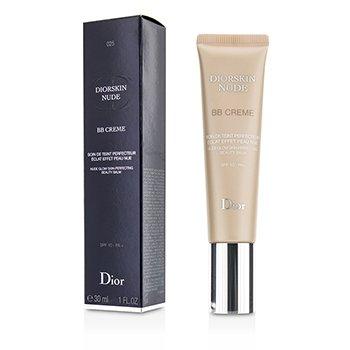 Christian Dior Diorskin Nude BB Creme Nude Glow Skin Perfecting B�lsamo Belleza SPF 10 - # 026  30ml/1oz