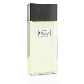 Christian Dior Eau Sauvage Gel Ducha  200ml/6.8oz