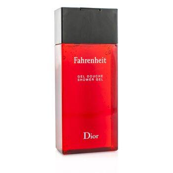 Christian DiorFahrenheit Shower Gel 200ml/6.8oz