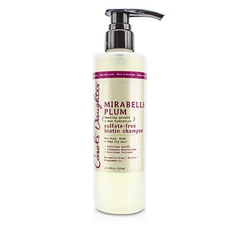 Carol's DaughterMirabelle Plum Healthy Growth & Max Hydration Sulfate-Free Biotin Shampoo (For Fine, Weak & Very Dry Hair) 355ml/12oz