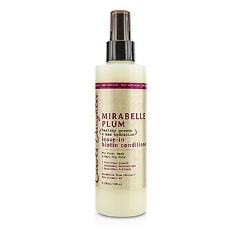 Carol's DaughterMirabelle Plum Healthy Growth & Max Hydration Leave-In Biotin Conditioner (For Fine, Weak & Very Dry Hair) 236ml/8oz
