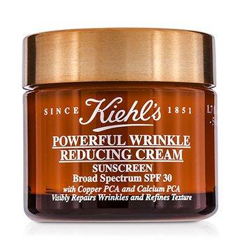 Kiehl'sPowerful Wrinkle Reducer Cream SPF 30 (Exp. Date 10/2015) 50ml/1.7oz