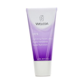 WeledaIris Hydrating Facial Lotion For Normal To Combination Skin (Exp. Date 11/2015) 30ml/1oz