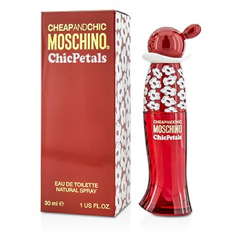 Moschino Cheap & Chic Chic Petals Eau De Toilette Spray  30ml/1oz