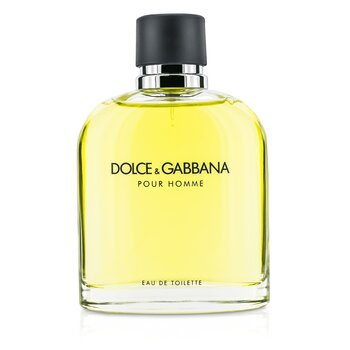 Dolce & GabbanaPour Homme Eau De Toilette Spray (New Version) 200ml/6.7oz